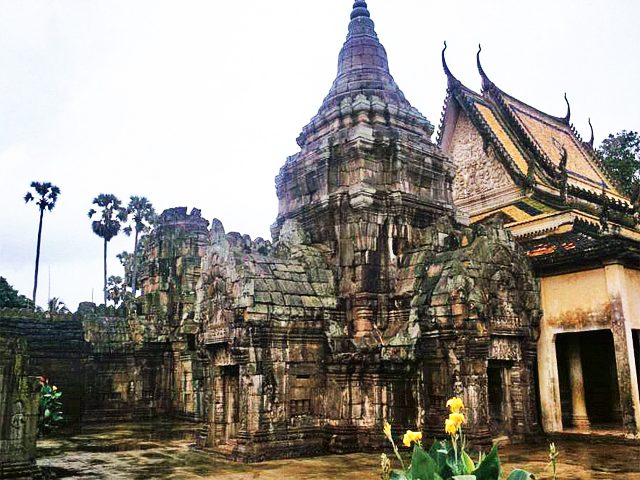 Preah Theat Teuk Chha
